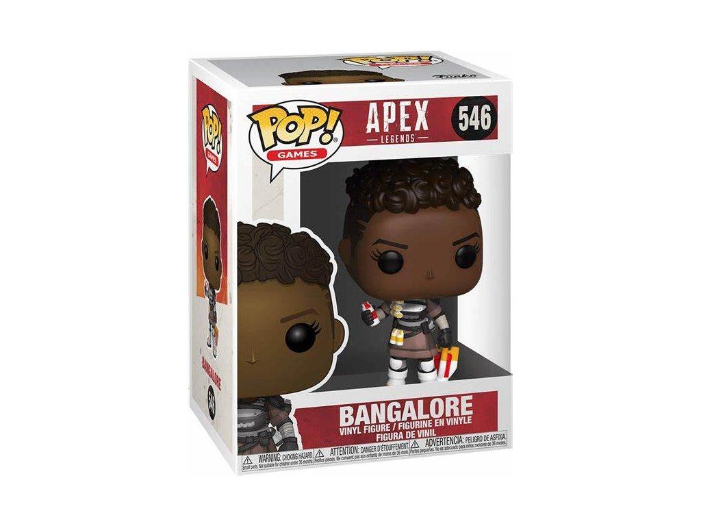 Apex Legends Funko figurka - Bangalore