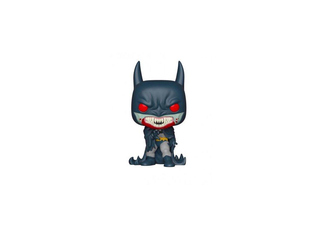 Batman 80th Funko figurka - Red Rain Batman 1st Appearance (1991)