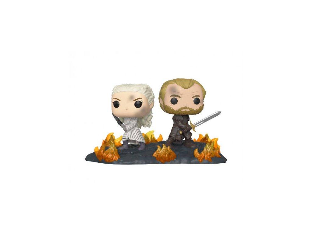 Game of Thrones Funko 2-Pack - Daenerys a Jorah