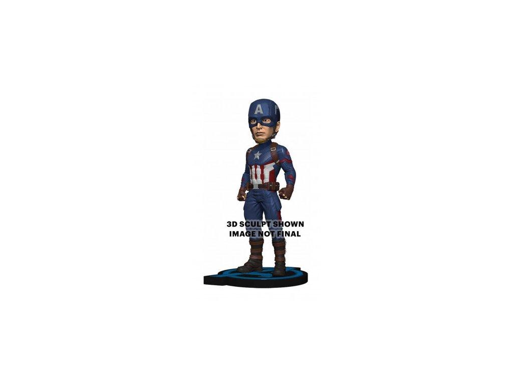 Avengers Endgame Head Knocker - Captain America
