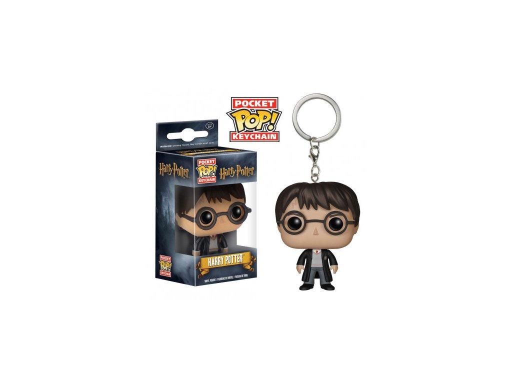 Harry Potter Funko klíčenka - Harry