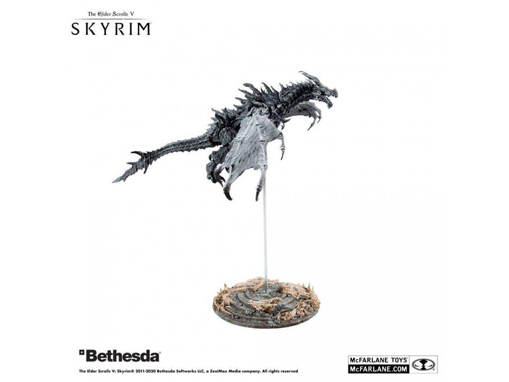 The Elder Scrolls V Skyrim Deluxe akční figurka - Alduin - 23 cm