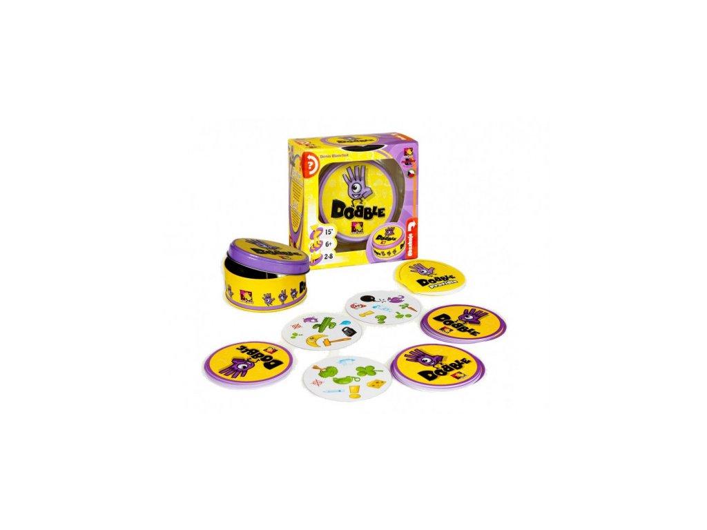 Dobble - karetní hra (CZ)