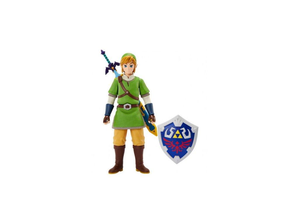 Legend of Zelda Skyward Sword Deluxe Akční Figurka - Link (50 cm)