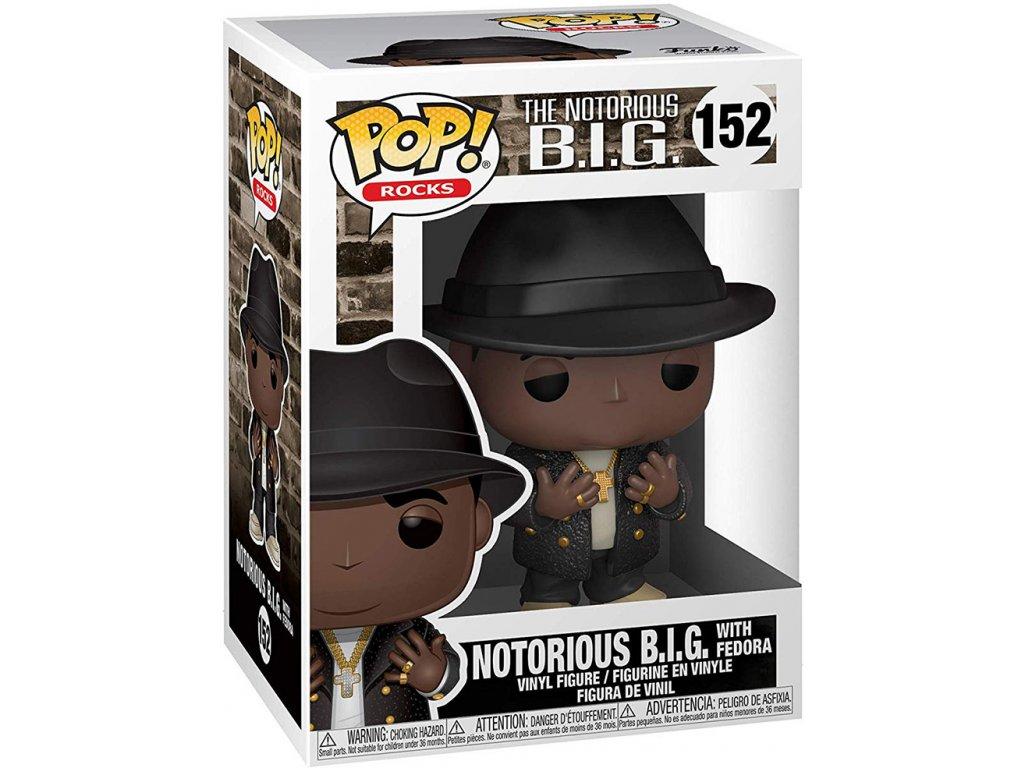 Biggie Funko figurka - Notorious B.I.G.