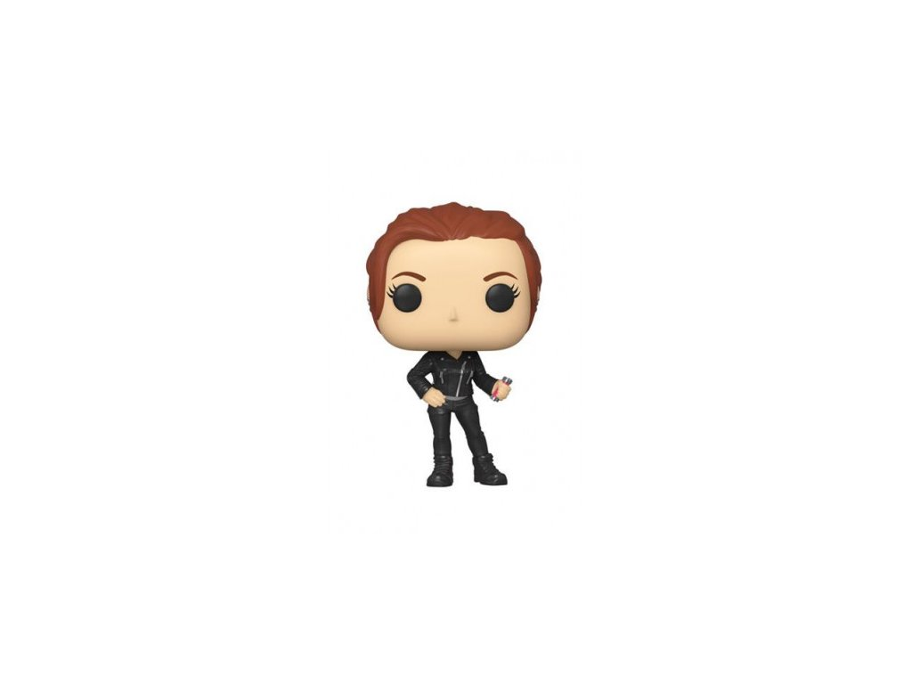 Black Widow Funko figurka – Black Widow (Street - Natasha Romanoff)