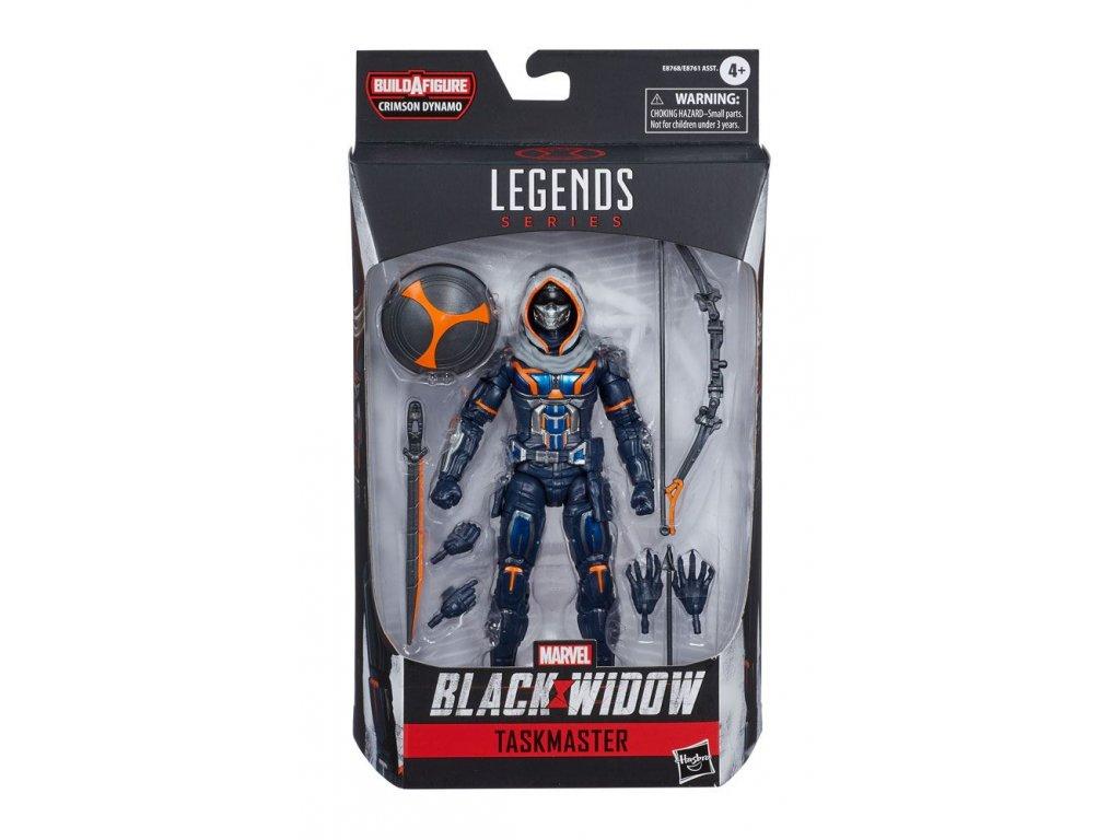Black Widow akční figurka - Taskmaster (15 cm)