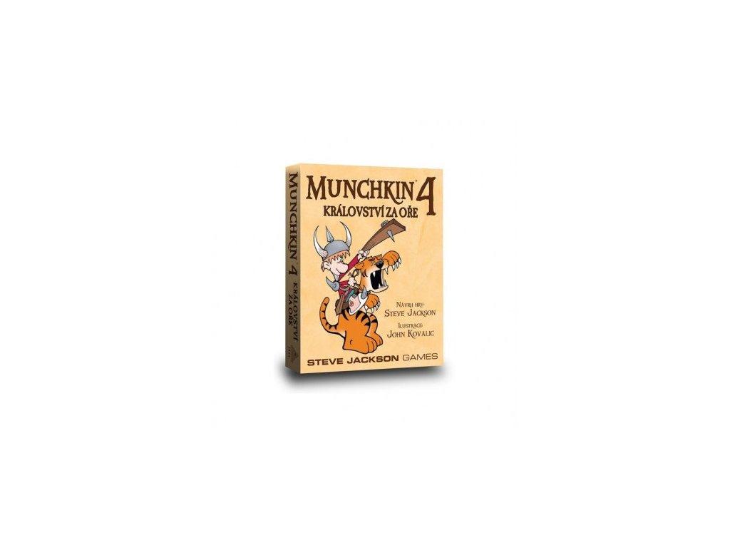 Munchkin 4 - Království za Oře (CZ)