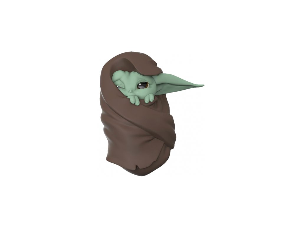 The Mandalorian Bounty Collection figurka - The Child Blanket-Wrapped