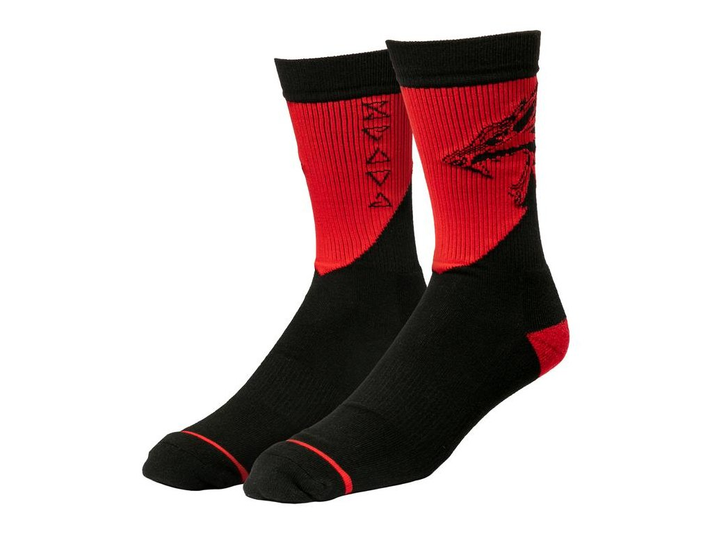 92534 Zaklínač ponožky wolf attack