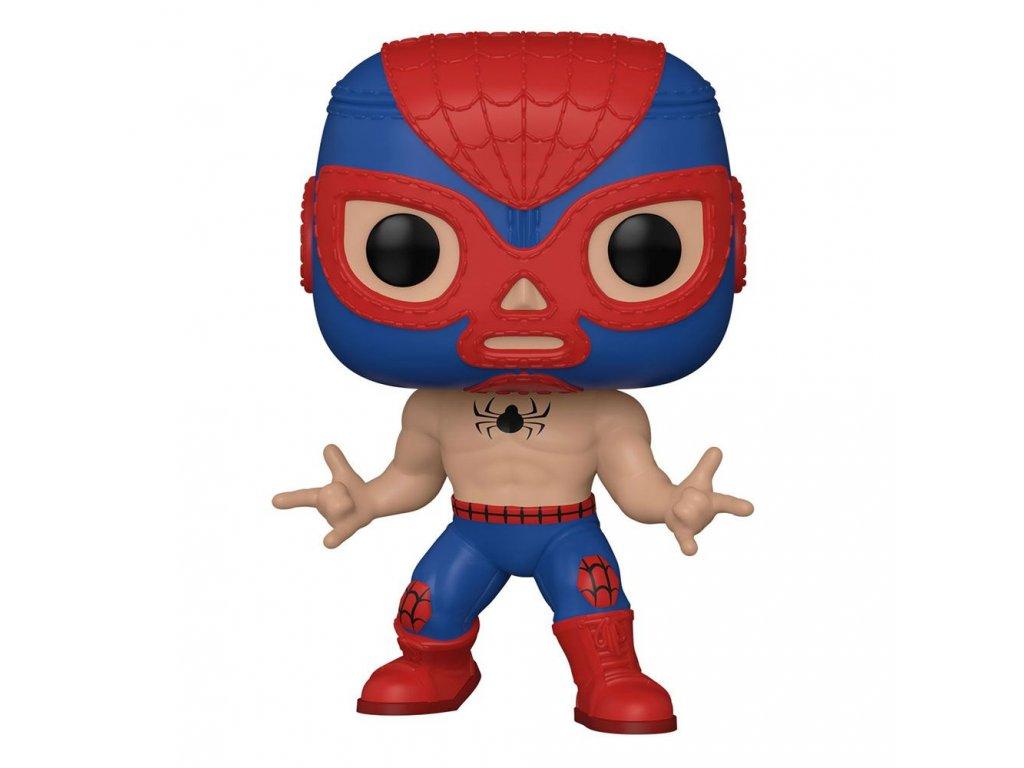92578 Marvel Lucha Libre Funko figurka Spider Man (El Aracno) (1)