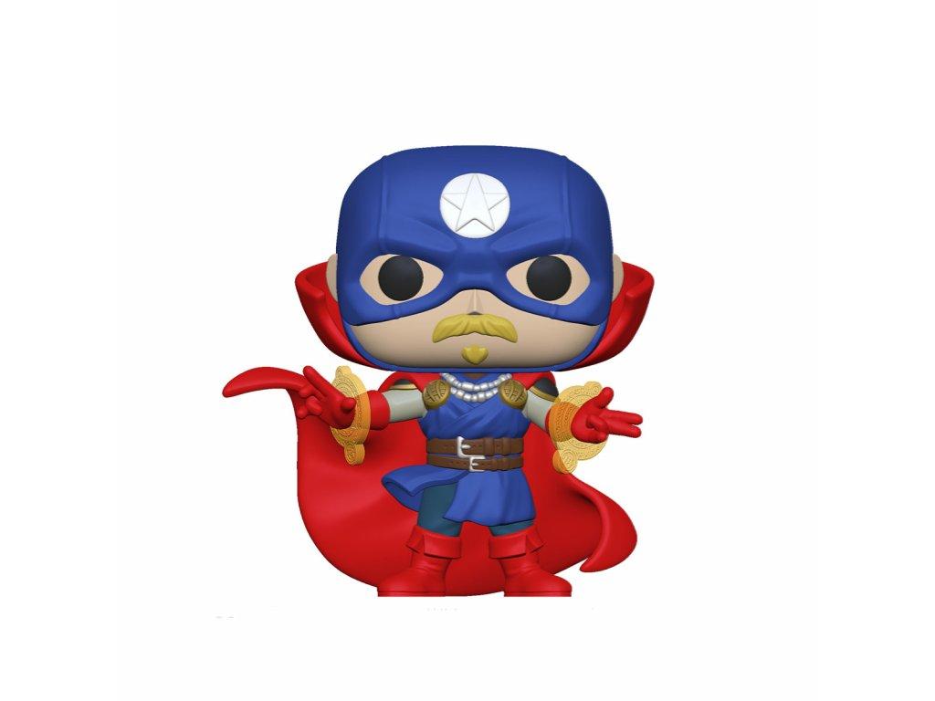Marvel Infinity Warps funko figurka Soldier Supreme