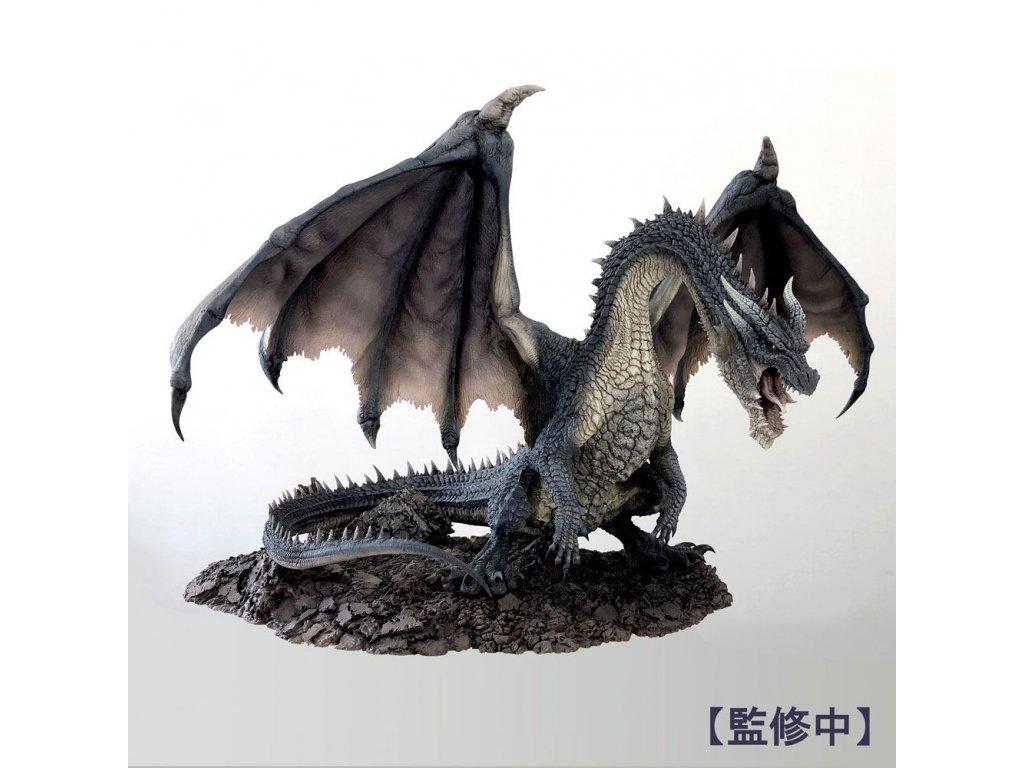 Monster Hunter CFB Creators Model soška Fatalis (1)