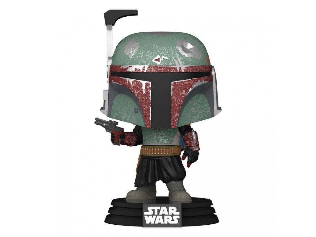 Star Wars The Mandalorian funko figurka Boba Fett (1)