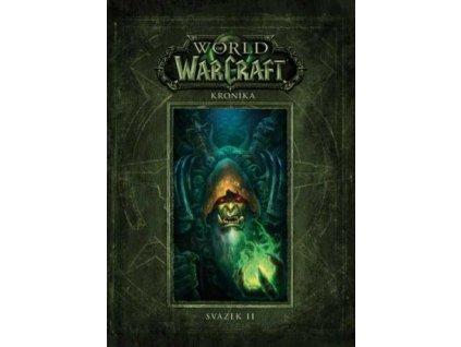 World of Warcraft kniha - Kronika 2