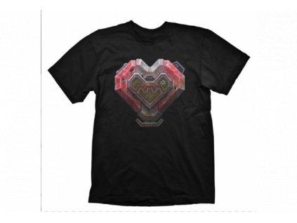 StarCraft tričko - Terran Heart