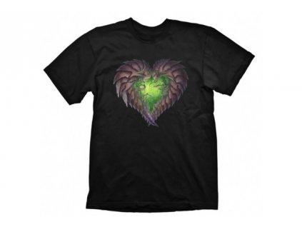 StarCraft tričko - Zerg Heart