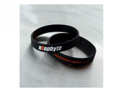 Neophyte náramek - černý
