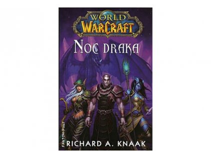 World of Warcraft kniha - Noc Draka