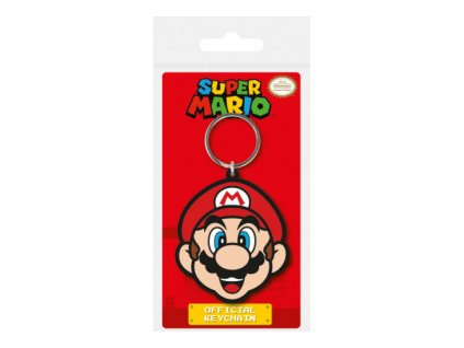 Super Mario klíčenka - Mario