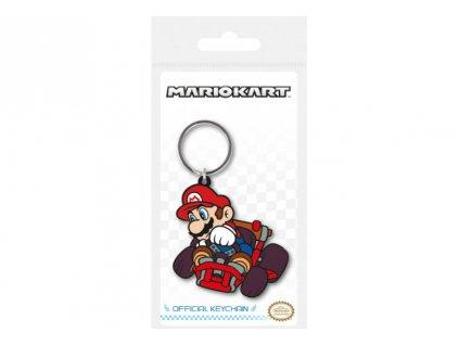 Super Mario klíčenka - Cart Drift