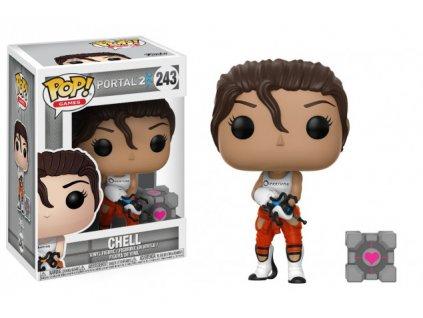 Portal Funko POP figurka - Chell