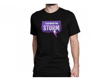 Storm survivor - herní tričko