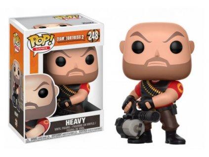 Team Fortress Funko POP figurka - Heavy