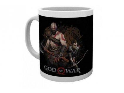 God of War hrnek - New Beginning