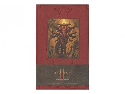 Diablo zápisník - Burning Hells