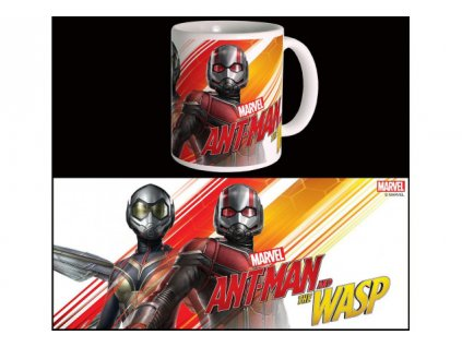 Ant-Man a Wasp hrnek - Heroic Duo