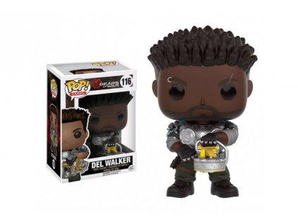 Gears of War Funko POP figurka - Armored Del Walker