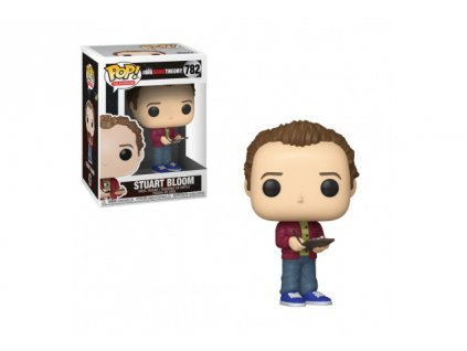 Big Bang Theory Funko figurka - Stuart
