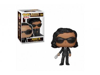 Men in Black Funko figurka - Agent M