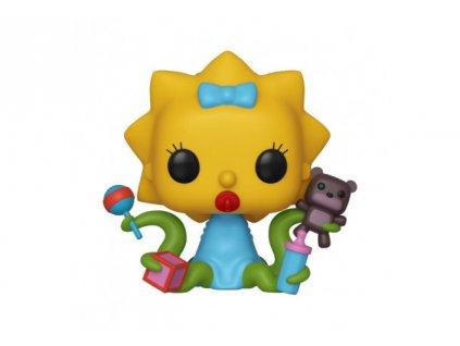 Simpsons Funko figurka - Alien Maggie