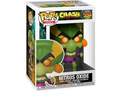 Crash Bandicoot Funko figurka - Nitros Oxide