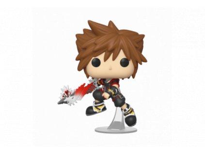 Kingdom Hearts Funko figurka - Sora with Ultima weapon