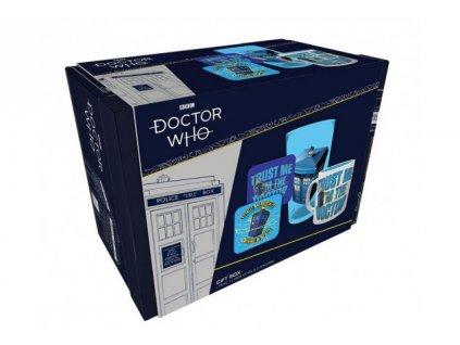 Doctor Who dárkové balení - Tardis