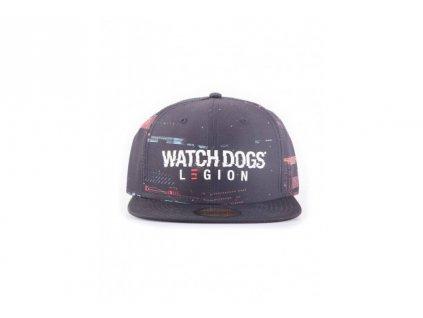 Watch Dogs Legion kšiltovka - Glitch