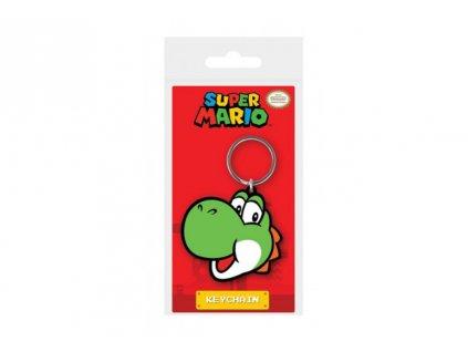 Super Mario klíčenka - Yoshi