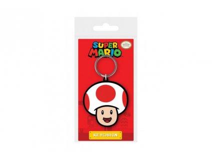 Super Mario klíčenka - Toad