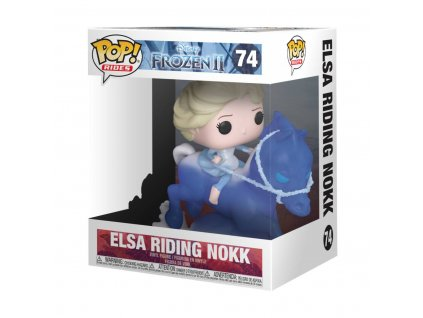 Frozen 2 Funko figurka - Elsa Riding Nokk (18 cm)