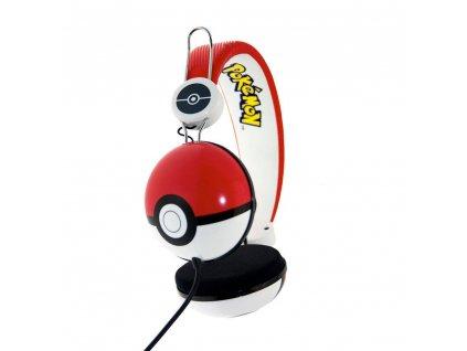Pokémon - sluchátka - Pokéball