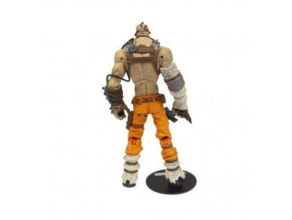 Borderlands akční figurka - Krieg - 18 cm