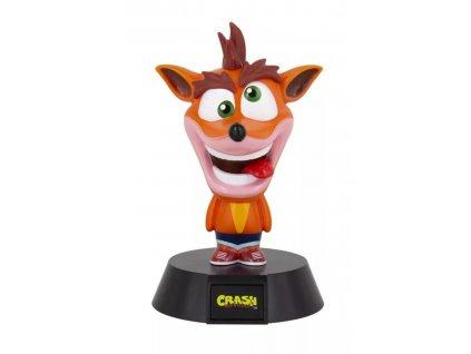 Crash Bandicoot 3D lampička Crash Bandicoot (1)