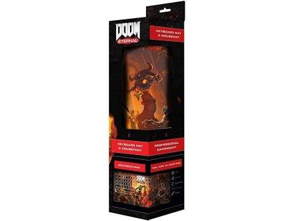 Doom Eternal XXL podložka - Marauder