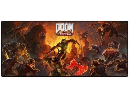 Doom Eternal XXL podložka Marauder (1)