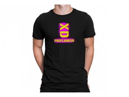 RozseK - Preflanker - tričko
