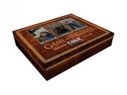 Game of Thrones tarotové karty (EN)