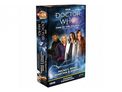 Doctor Who Time of the Daleks rozšíření - Mickey, Rose, Martha a Donna (EN)